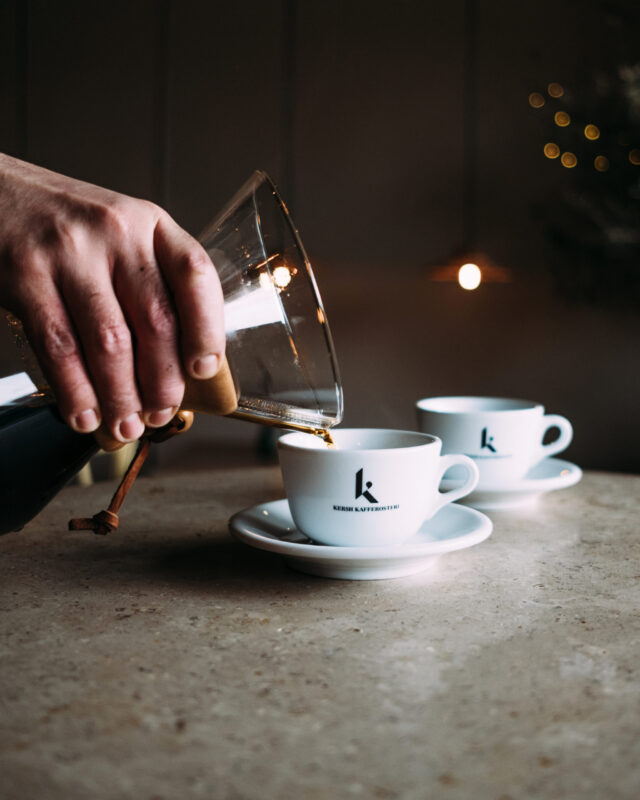 kersh kaffe-kaffekopp